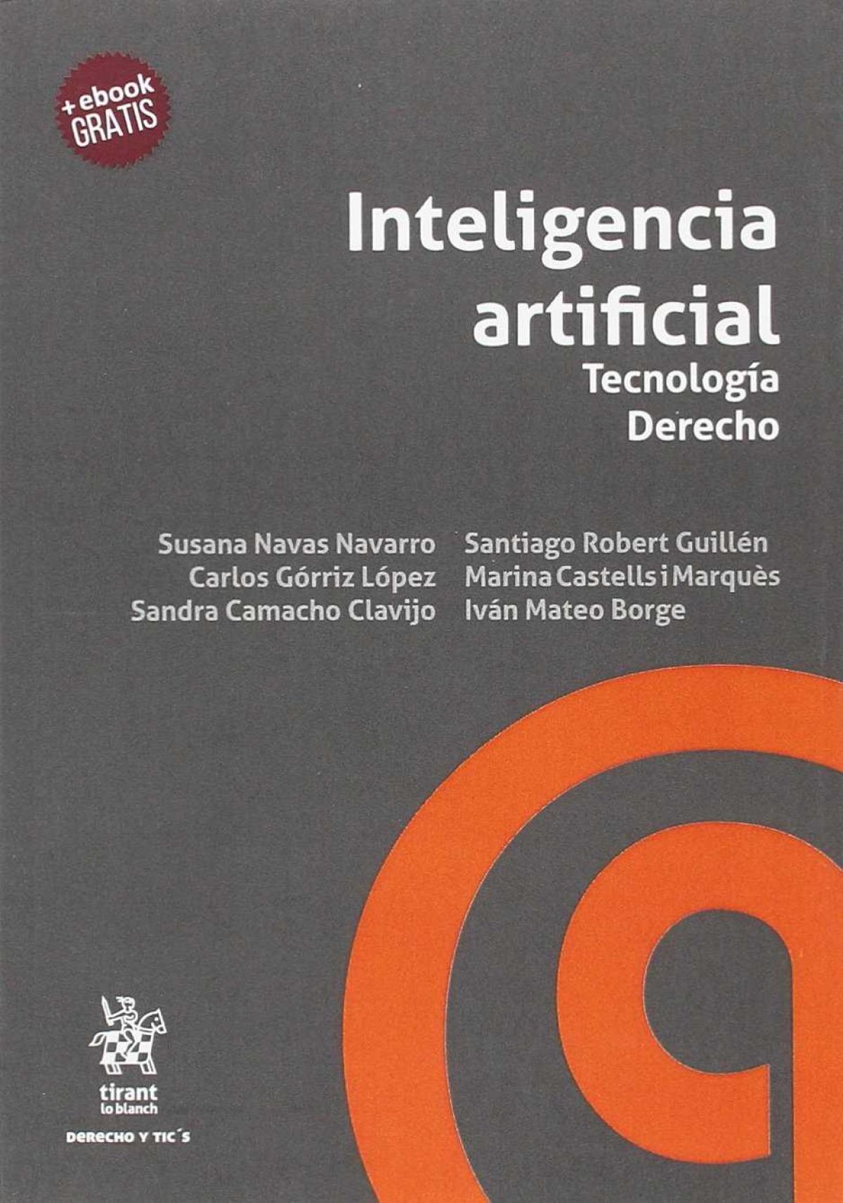 Inteligencia artificial Tecnología Derecho