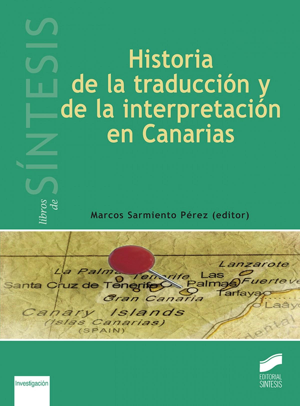 HISTORIA LA TRADUCCION Y LA INTERPRETACION EN CANARIAS