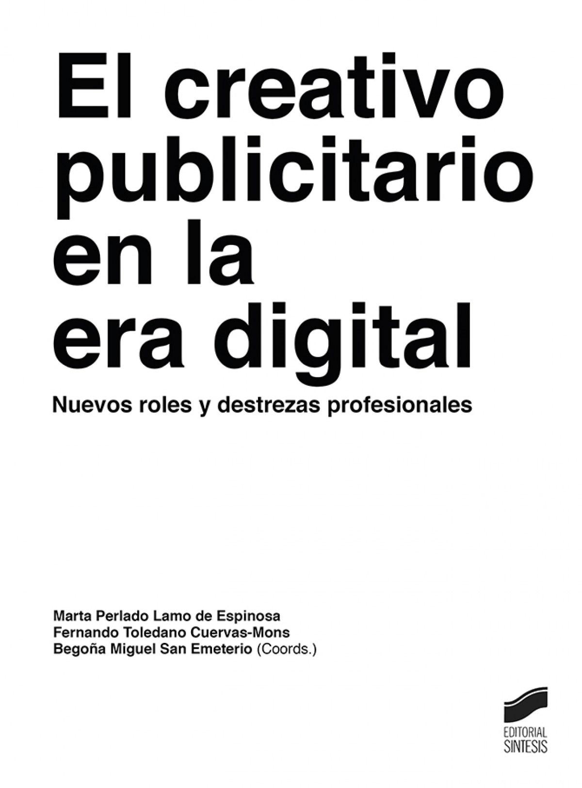 CREATIVO PUBLICITARIO EN LA ERA DIGITAL
