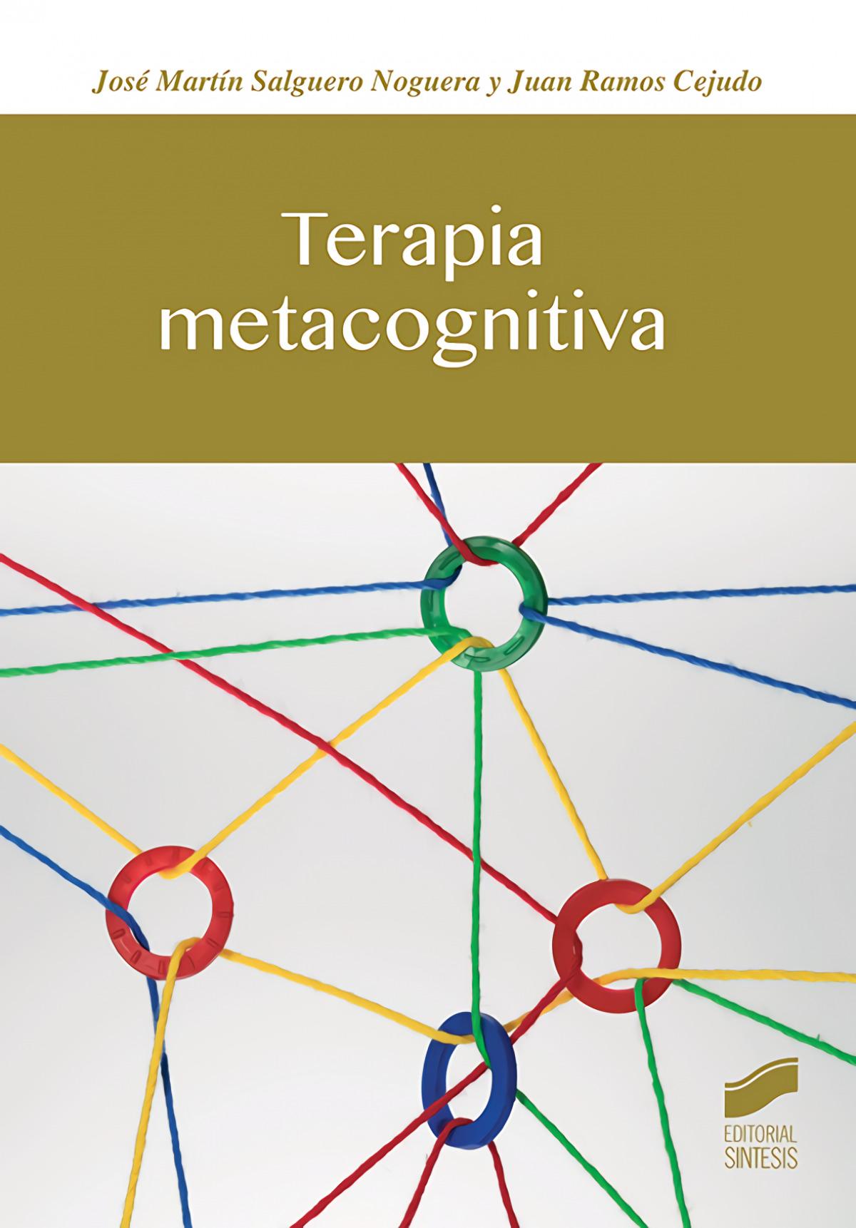 TERAPIA METACOGNITIVA 2019