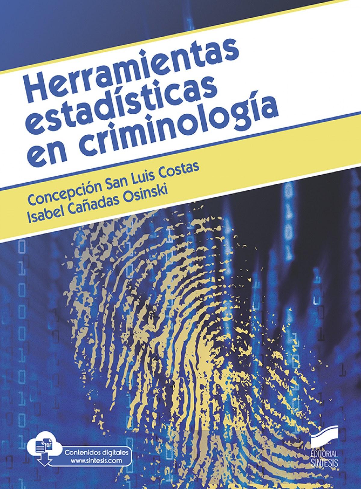 HERRAMIENTAS ESTADÍSTICAS EN CRIMINOLOGÍA