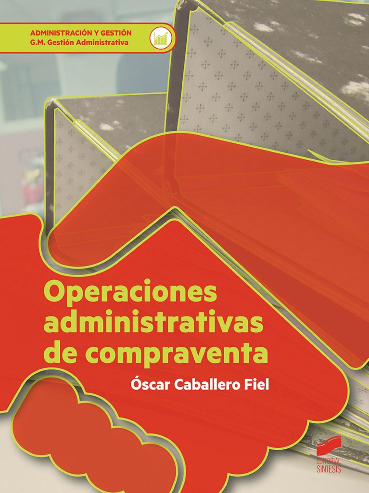 Operaciones administrativas de compraventa