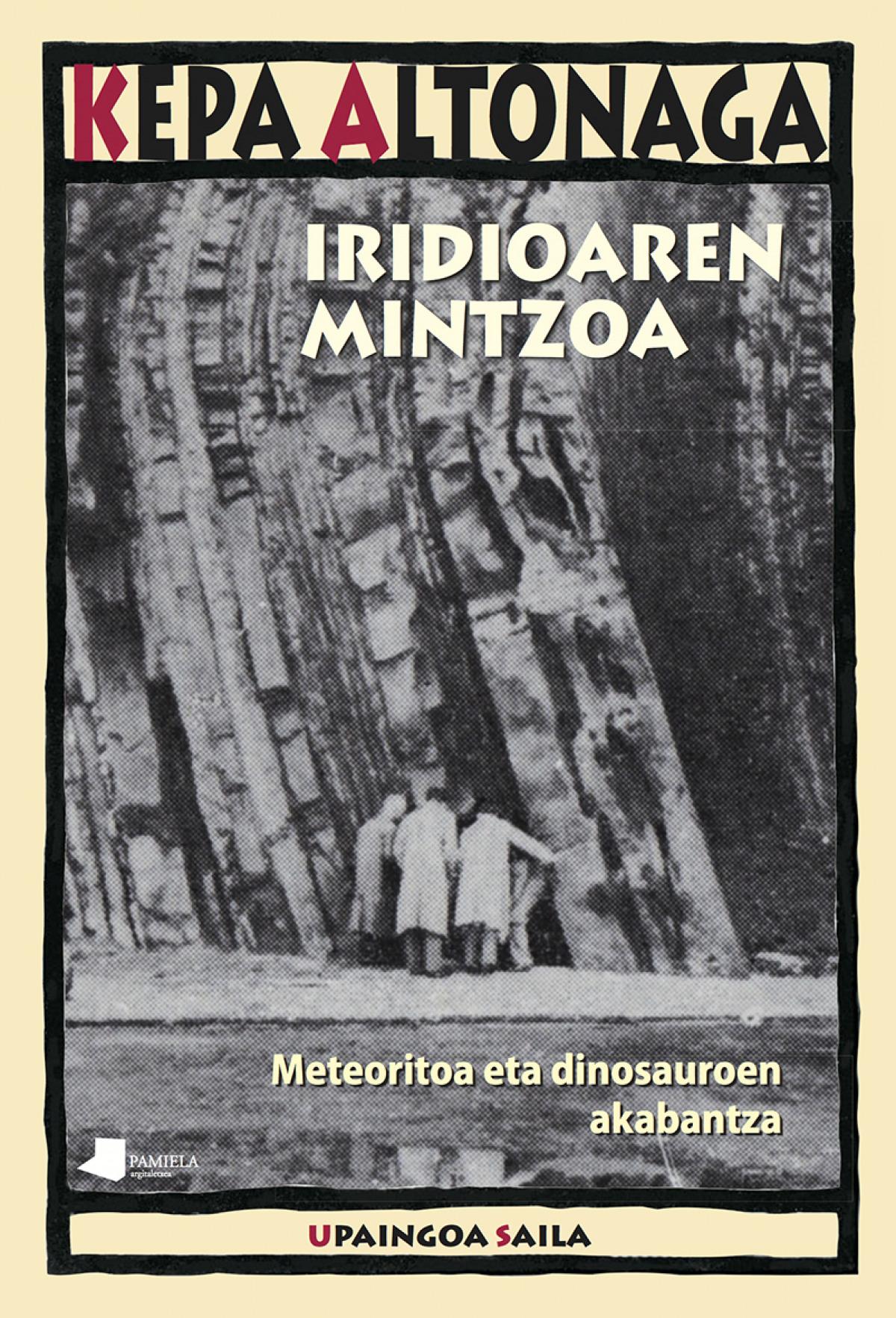 Iridioaren mintzoa