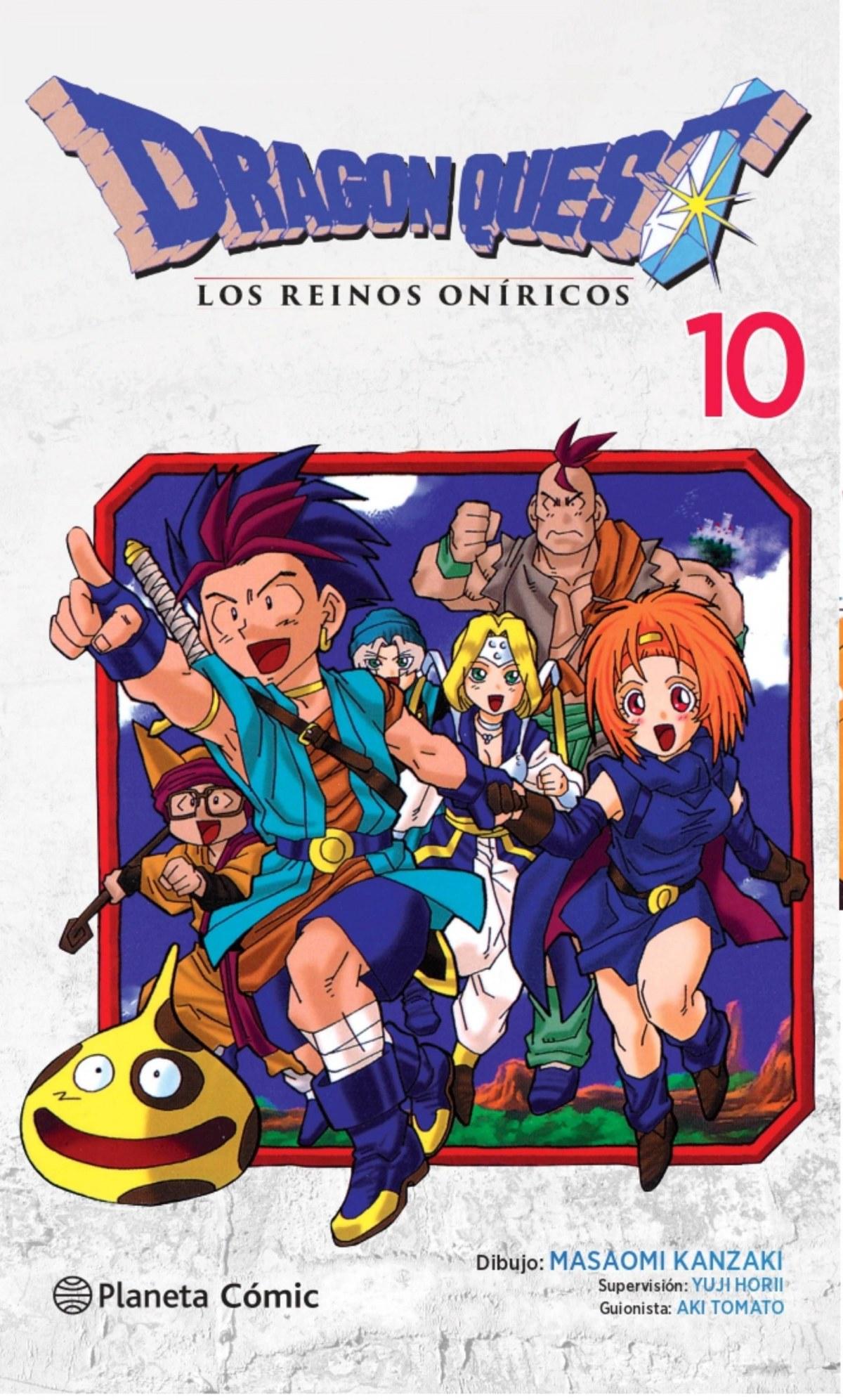 Dragon Quest VI nº 10/10