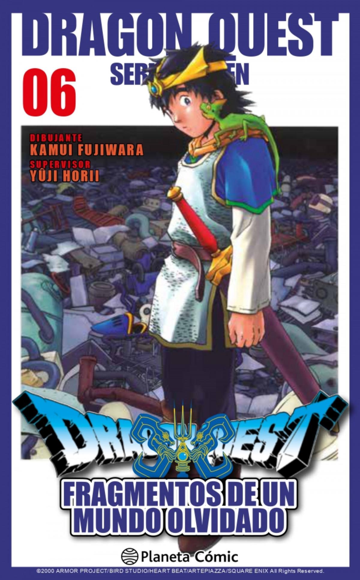 Dragon Quest VII nº 06/14