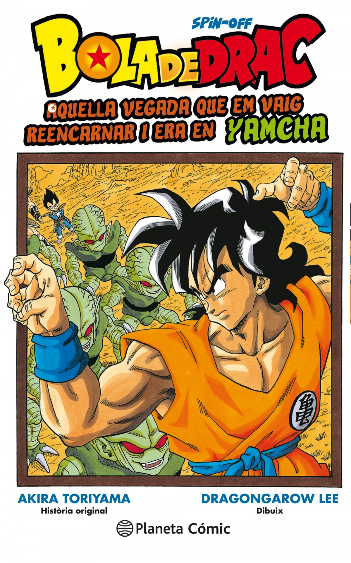 BOLA DE DRAC YAMCHA 1