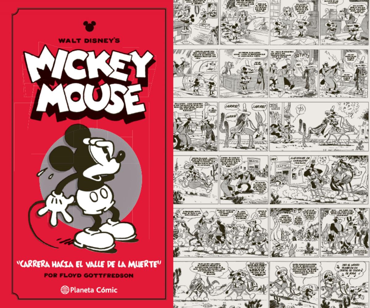 Walt Disney Mickey Mouse Tiras de prensa nº 01