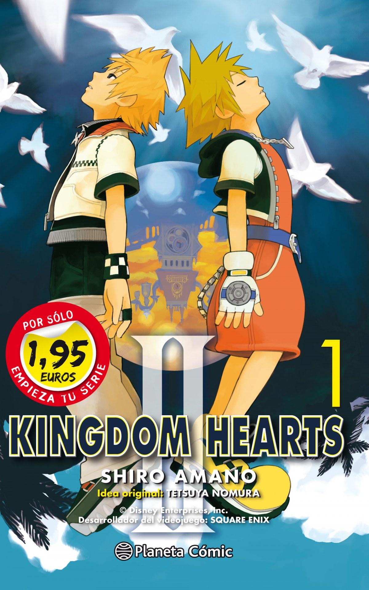 KINGDOM HEARTS 1 (1.95 EUROS)