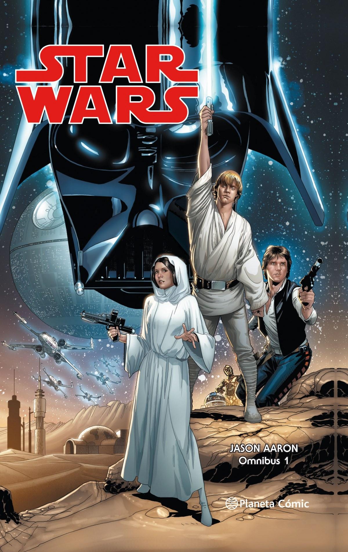 Star Wars Jason Aaron Omnibus nº 01/02