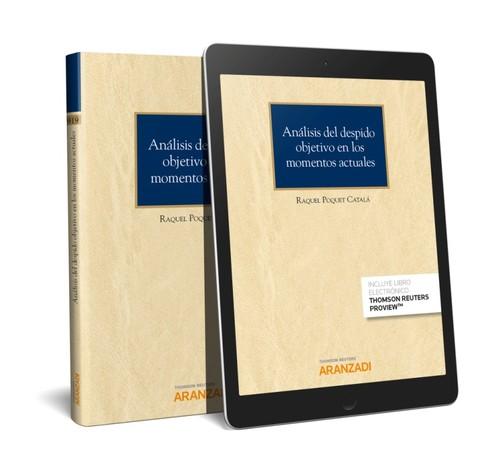 ANALISIS DEL DESPIDO OBJETIVO EN LOS MOMENTOS ACTUALES (PAPEL + E-BOOK)