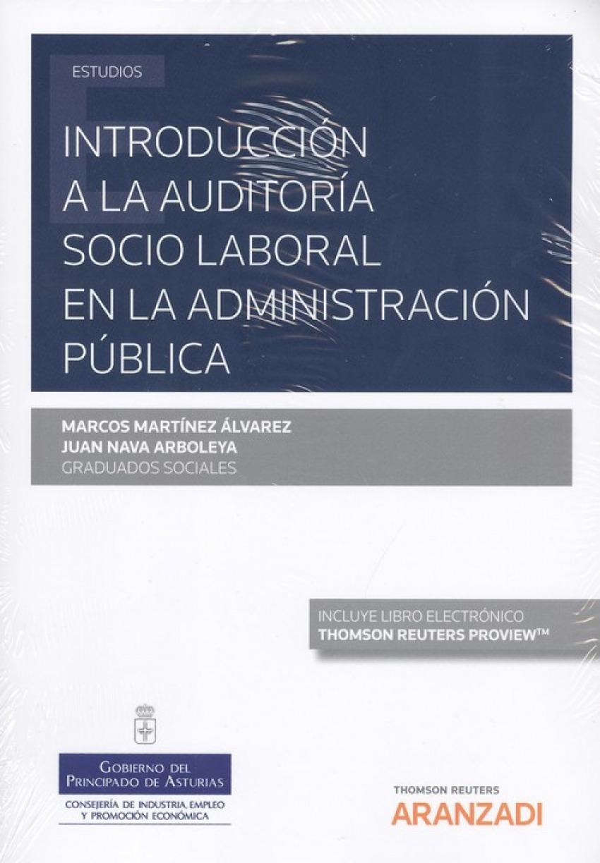 INTRODUCCIÓN A LA AUDITORÍA SOCIO LABORAL EN LA ADMINISTRACIÓN PÚBLICA