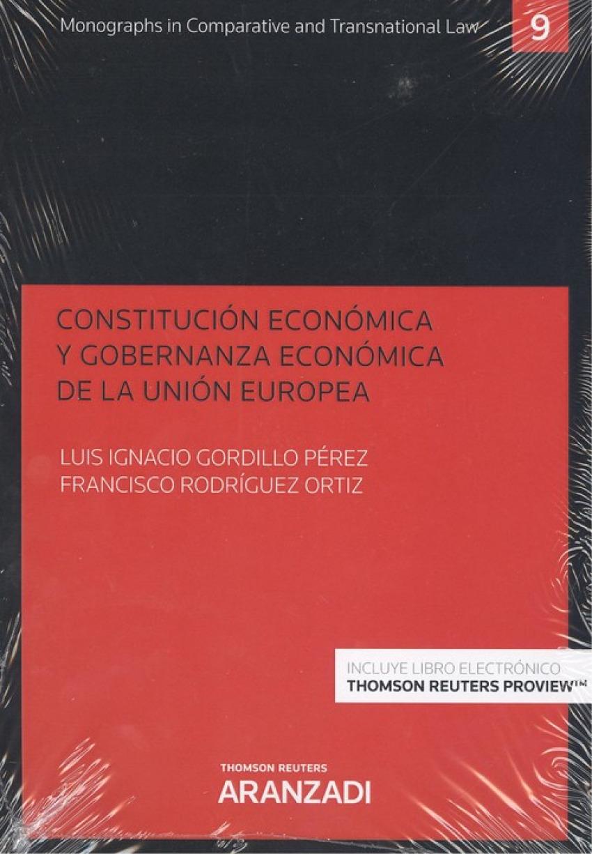 CONSTITUCIÓN ECONÓMICA Y GOBERNANZA ECONÓMICA DE LA UNIÓN EUROPEA (DÚO)