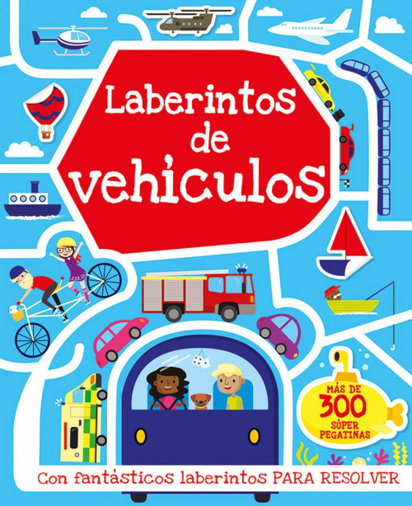 LABERINTO DE VEHICULOS