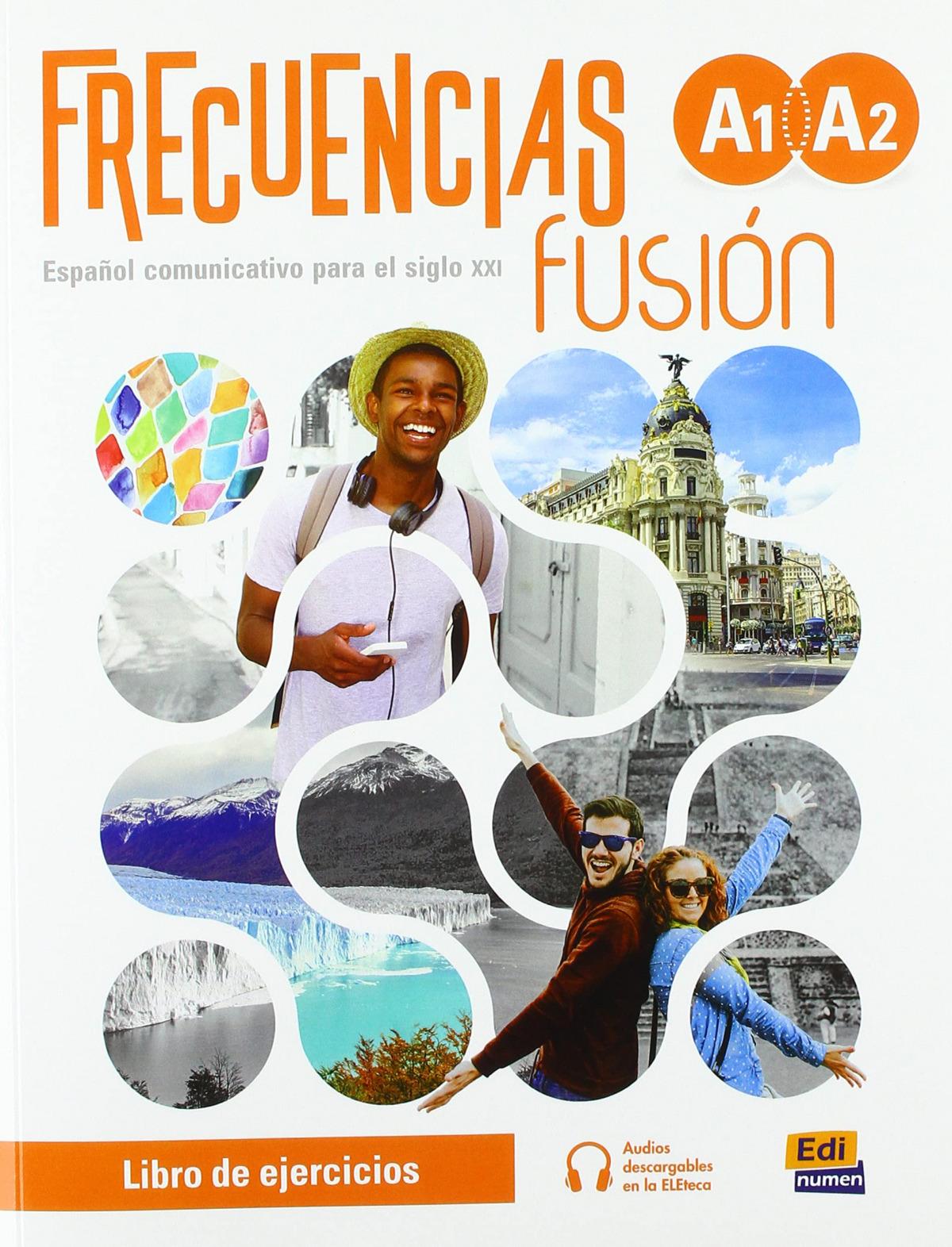 FRECUENCIAS FUSION A1 A2 LIBRO DE EJERCICIOS