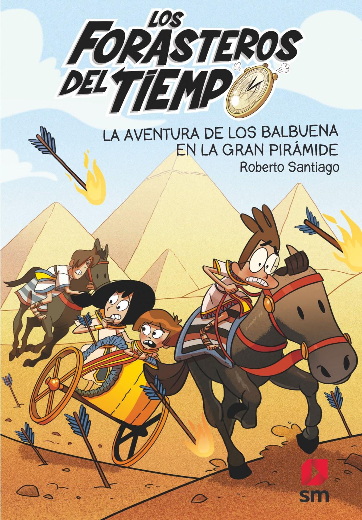 La aventura de los Balbuena en la gran pirámide 9788491825388
