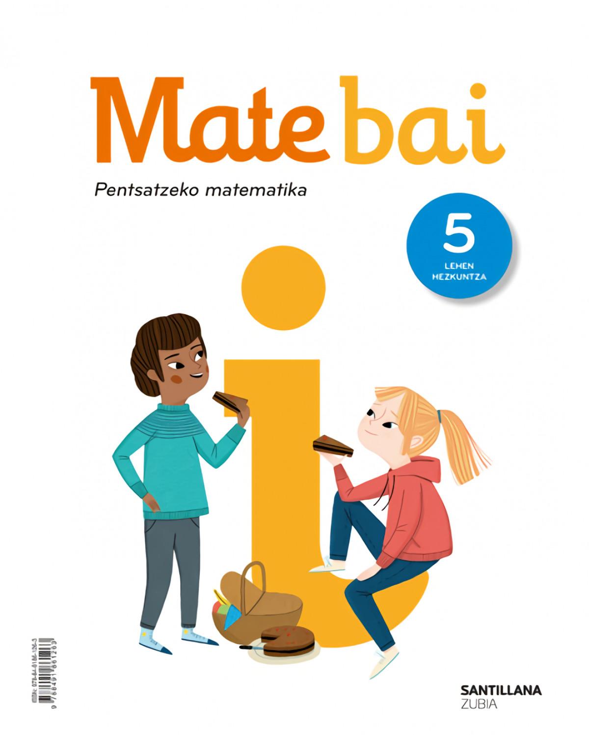 5LEH MATE+ EUSK ED21
