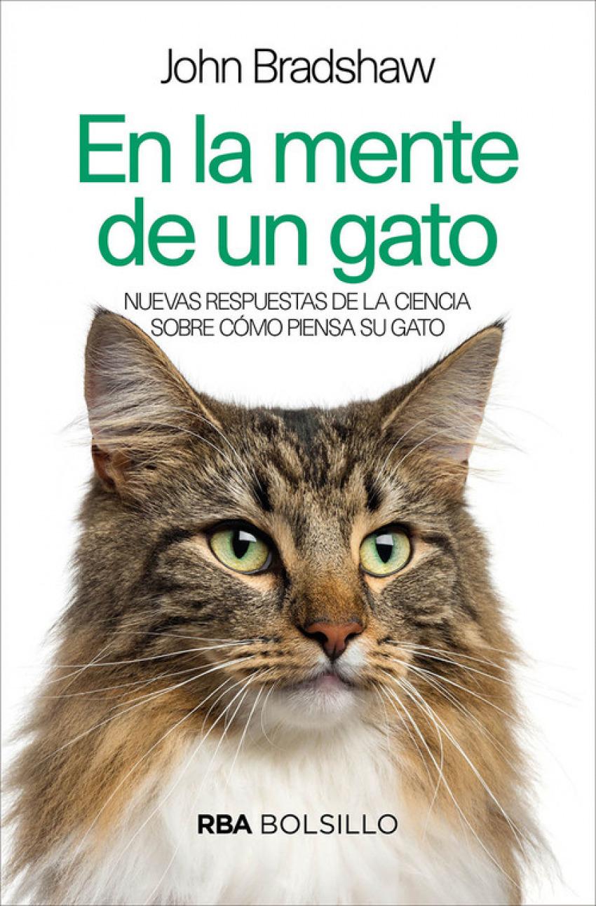 EN LA MENTE DE UN GATO 9788491873198