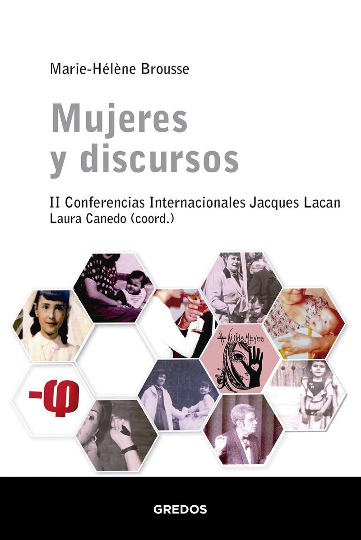 Mujeres y discursos. II Conferencias Internacionales Jacques Lacan