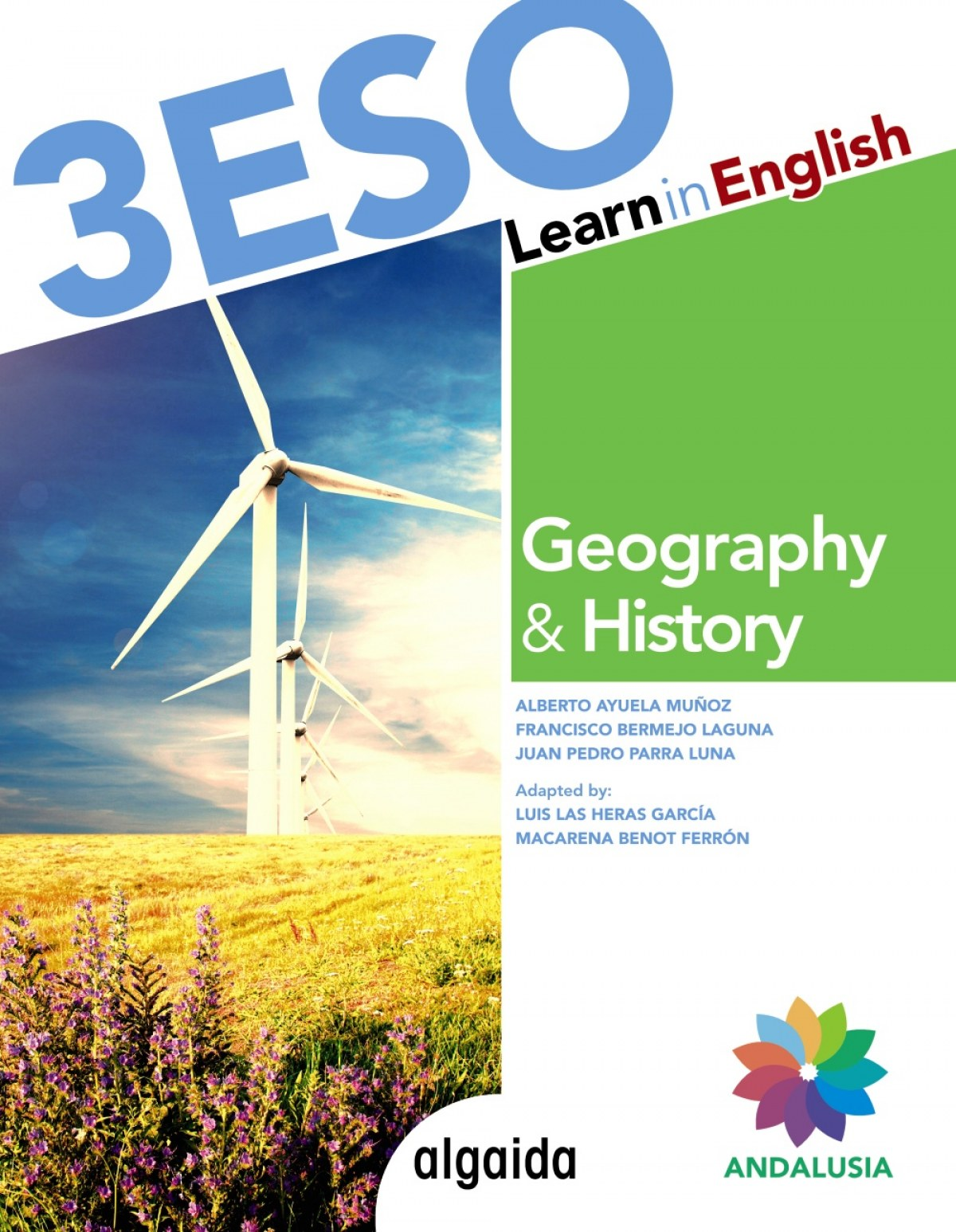 Learn in English Geography