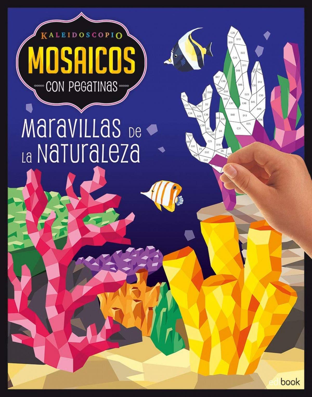 MARAVILLAS DE LA NATURALEZA 9788491960409