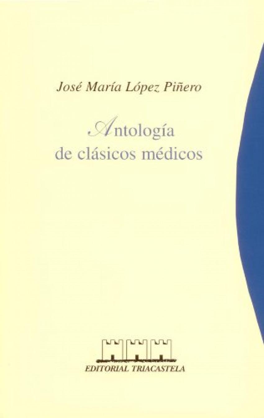 ANTOLOGÍA DE CLÁSICOS MÈDICOS