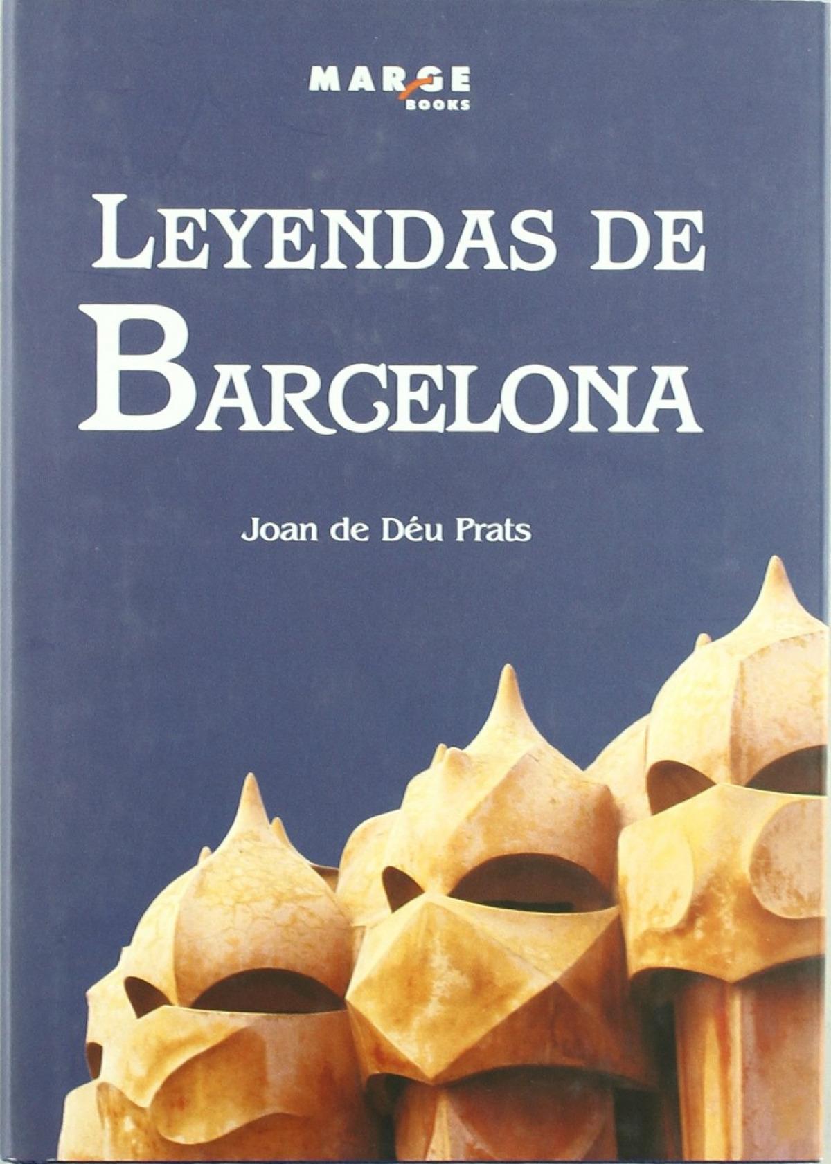 Leyendas de Barcelona 9788492442225
