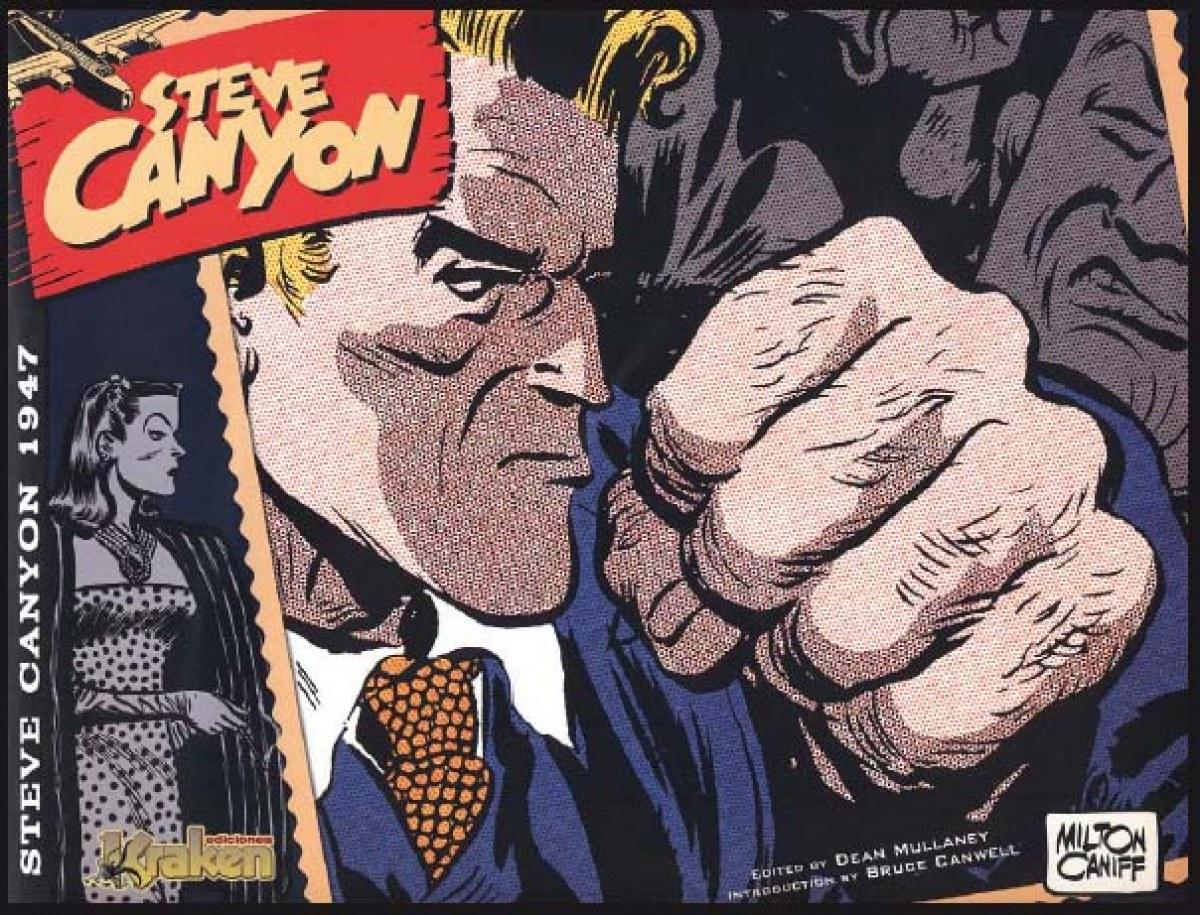 1.Steve Canyon