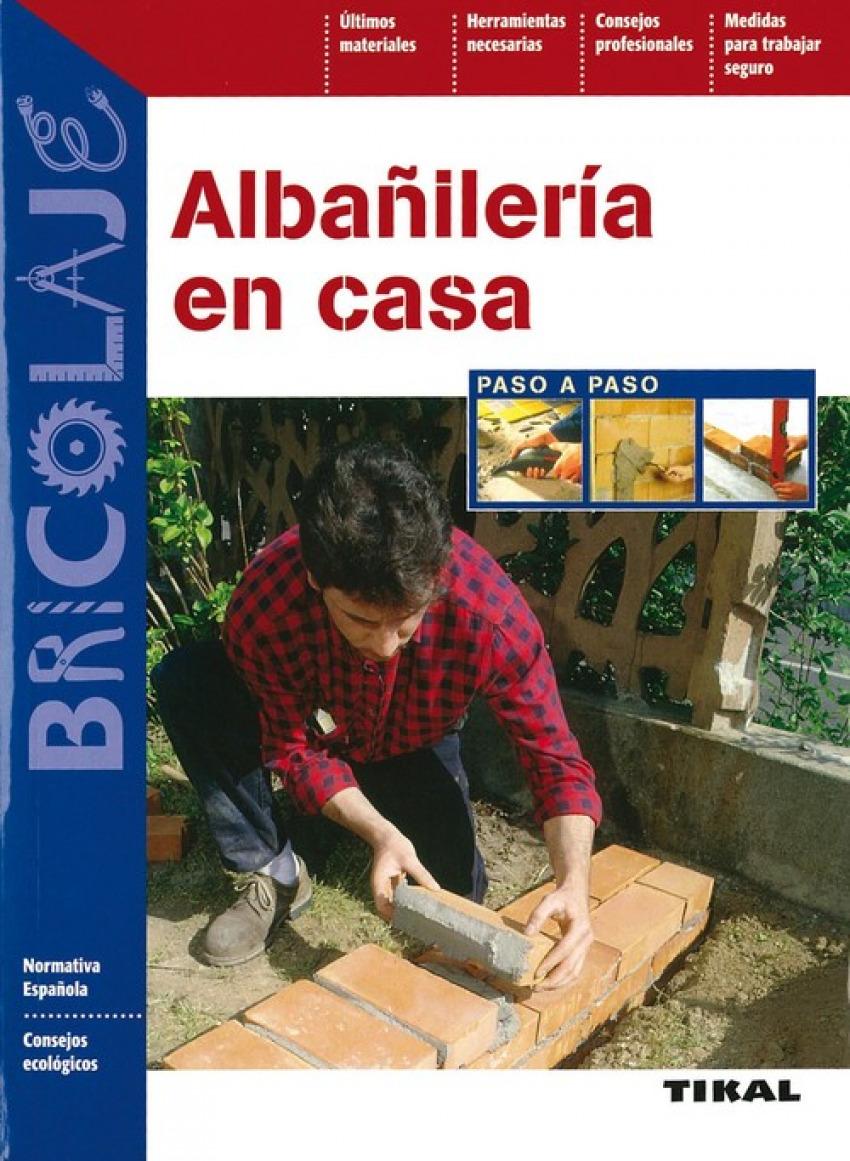 Albañilería en casa 9788492678211