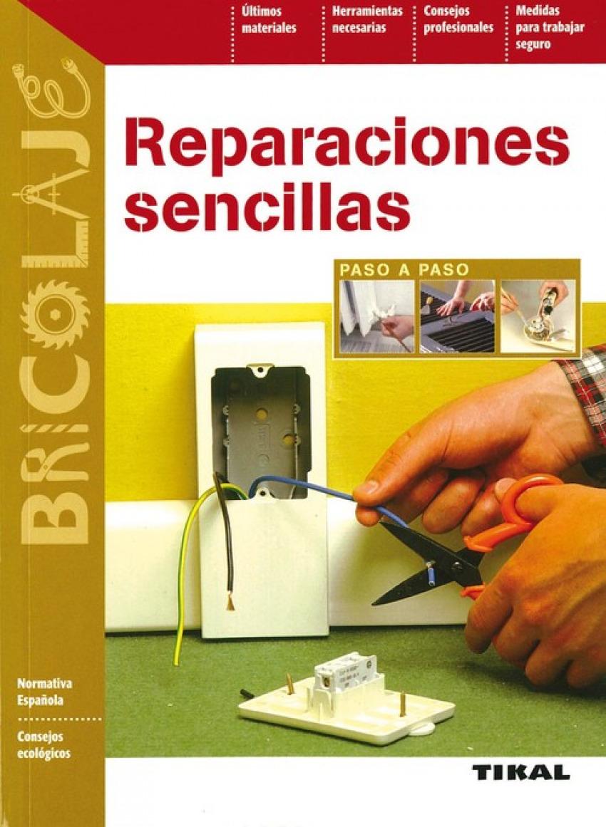 Reparaciones sencillas 9788492678235