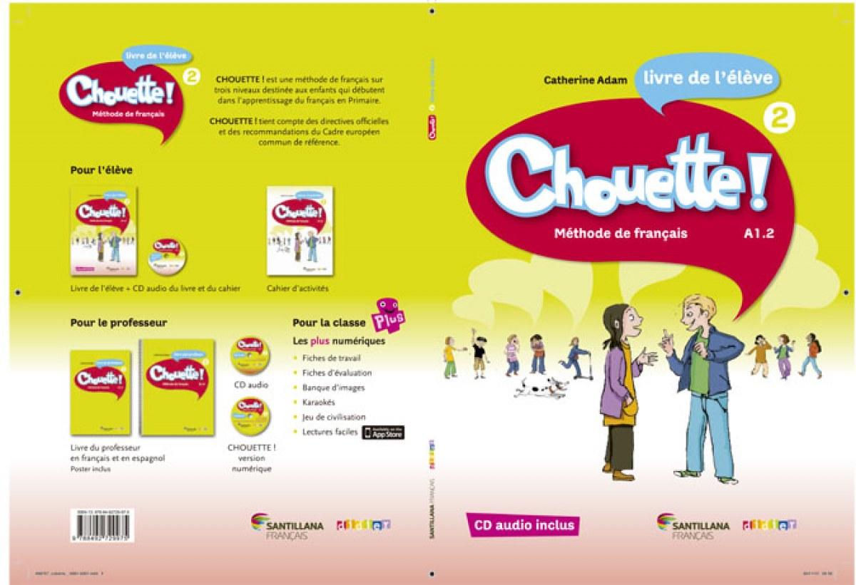 Chouette 2. Libre pack + CD