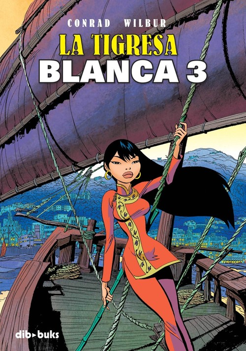 Tigresa Blanca, 3