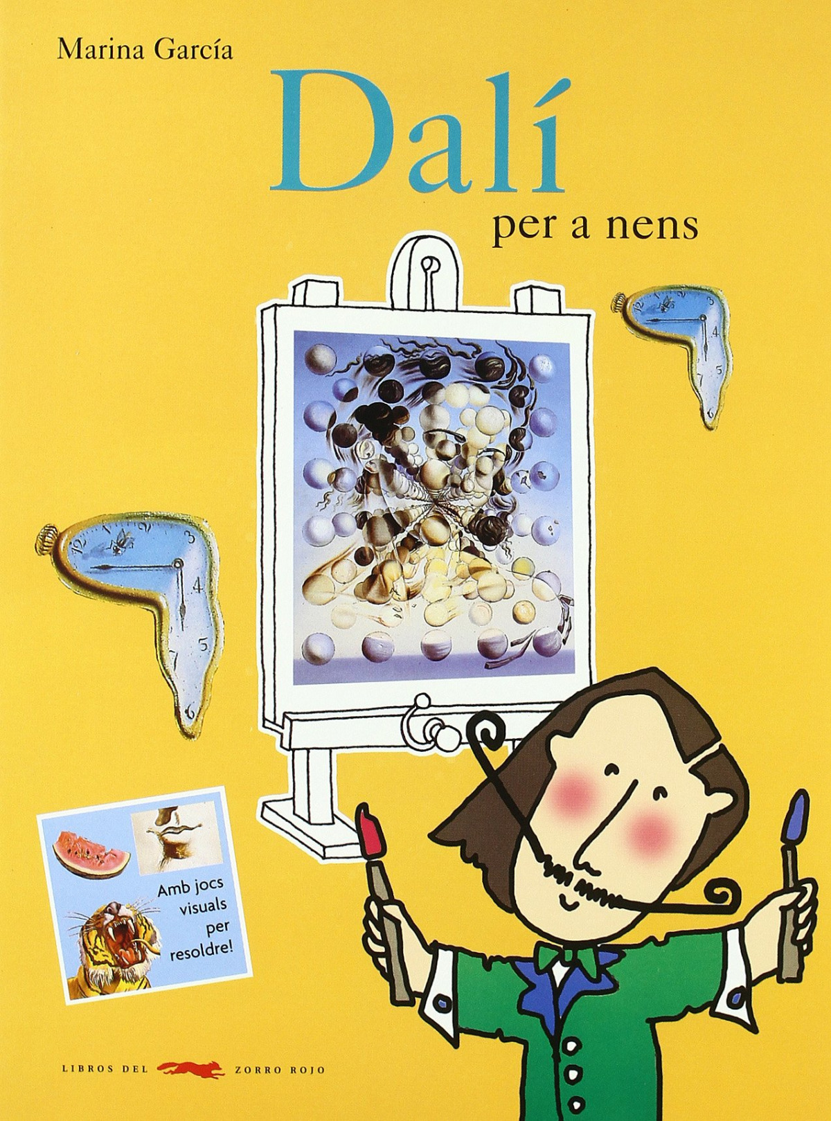 Dalí per a nens