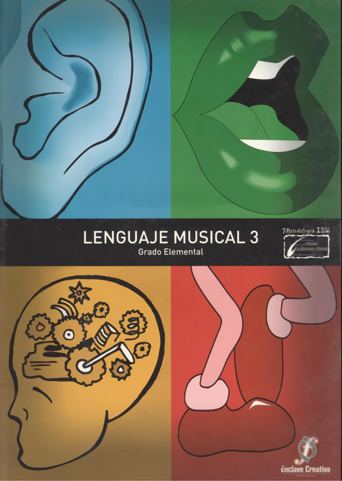 LENGUAJE MUSICAL 3 (GRADO ELEMENTAL)