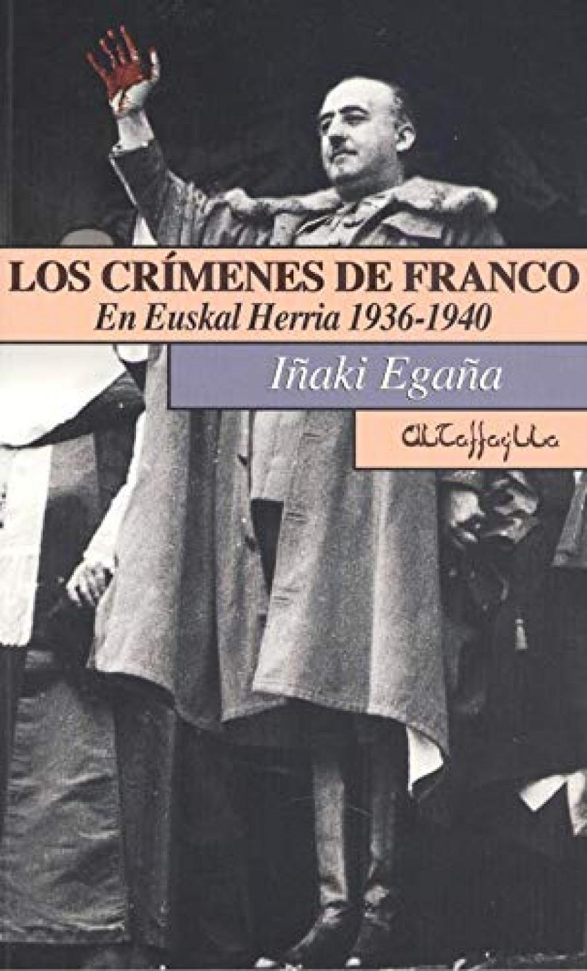 Los crímenes de Franco en Euskal Herría
