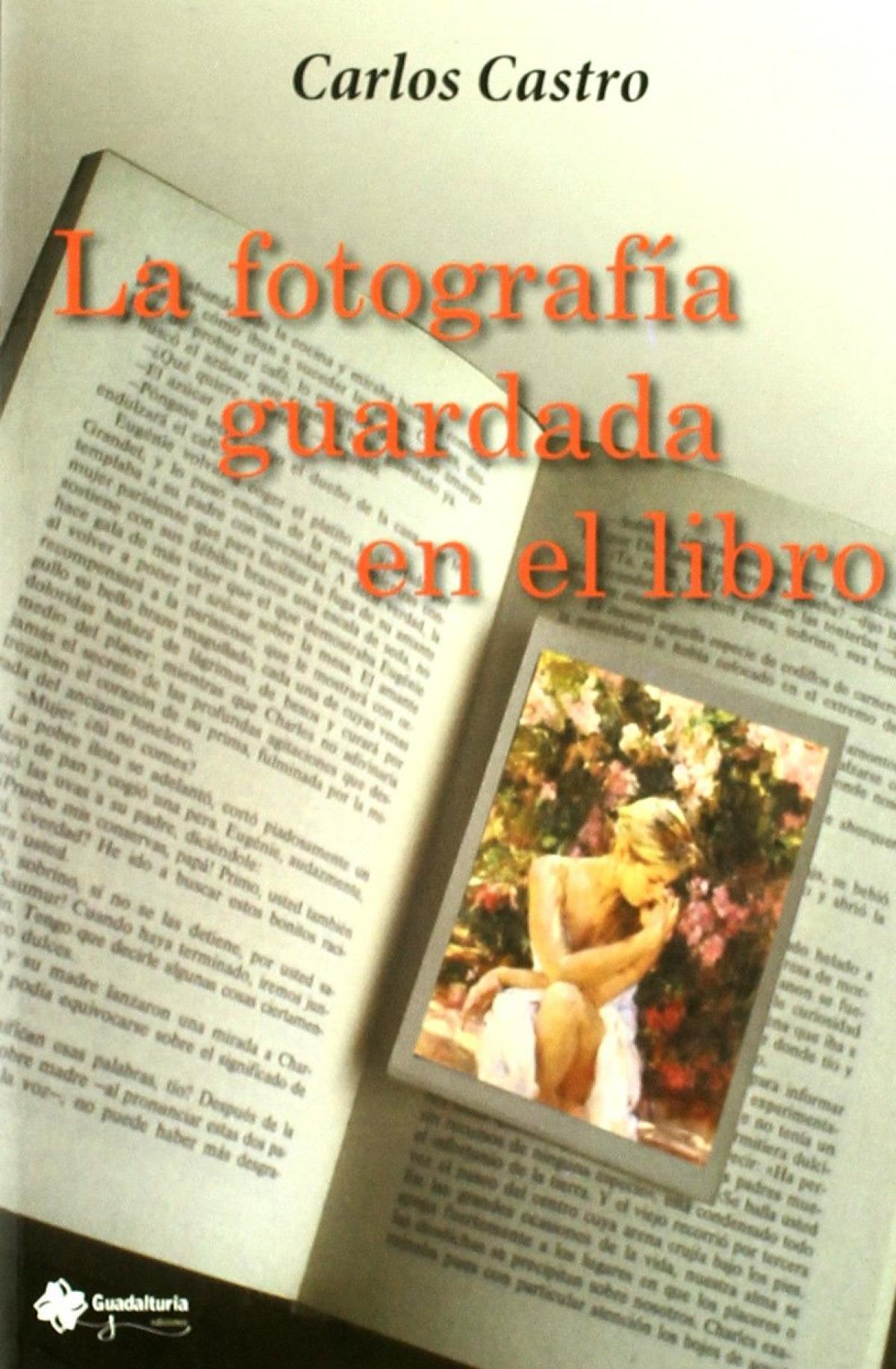 LA FOTOGRAFÍA GUARDADA EN EL LIBRO