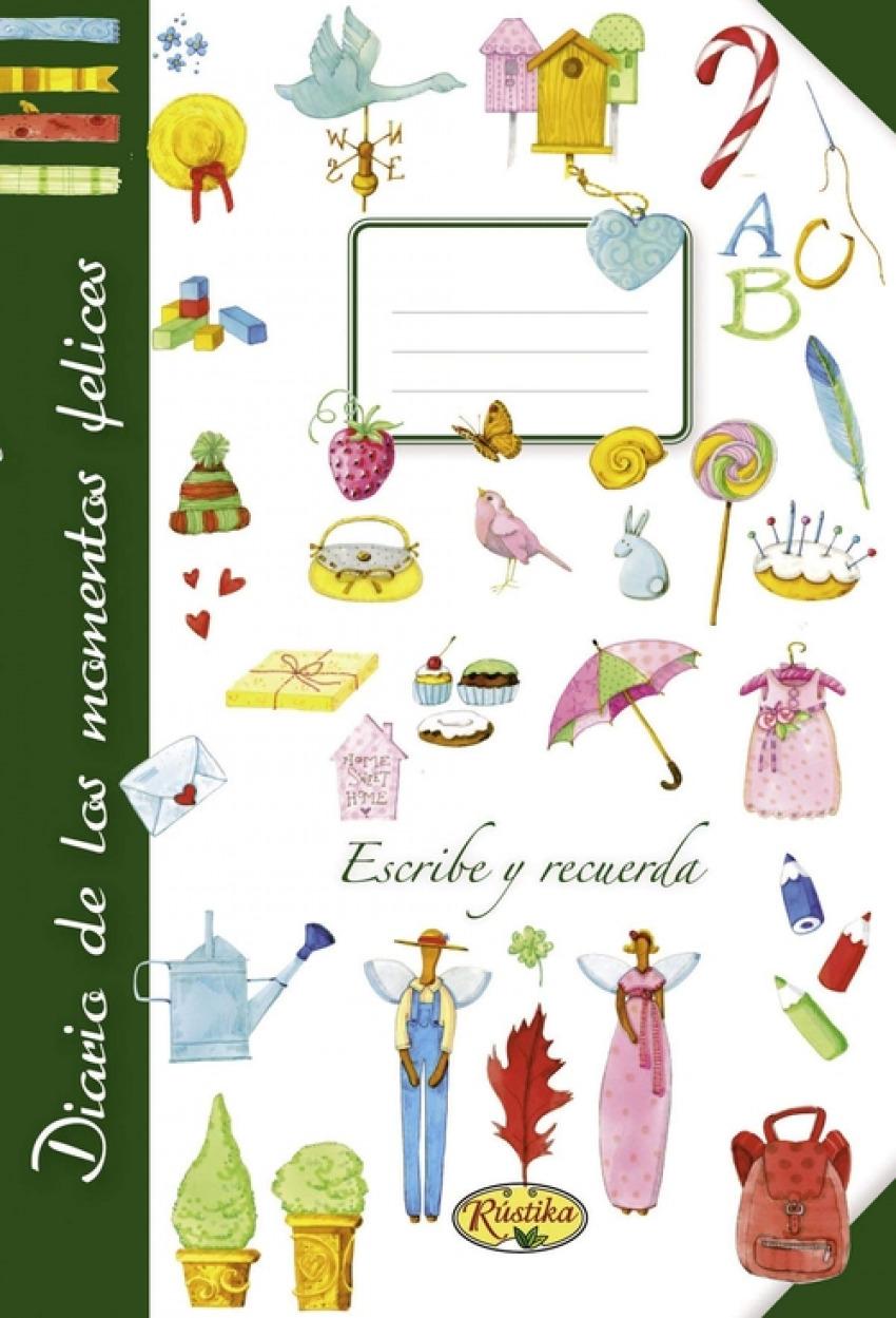 Diario de los momentos felices 9788493934323