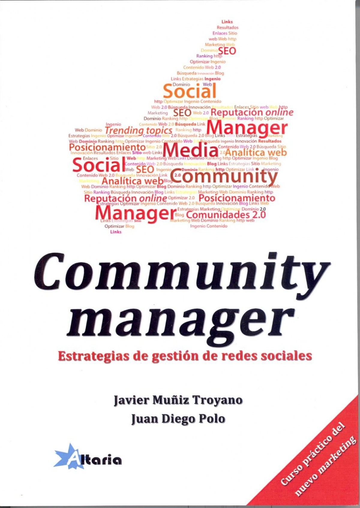 Community manager 9788494009242