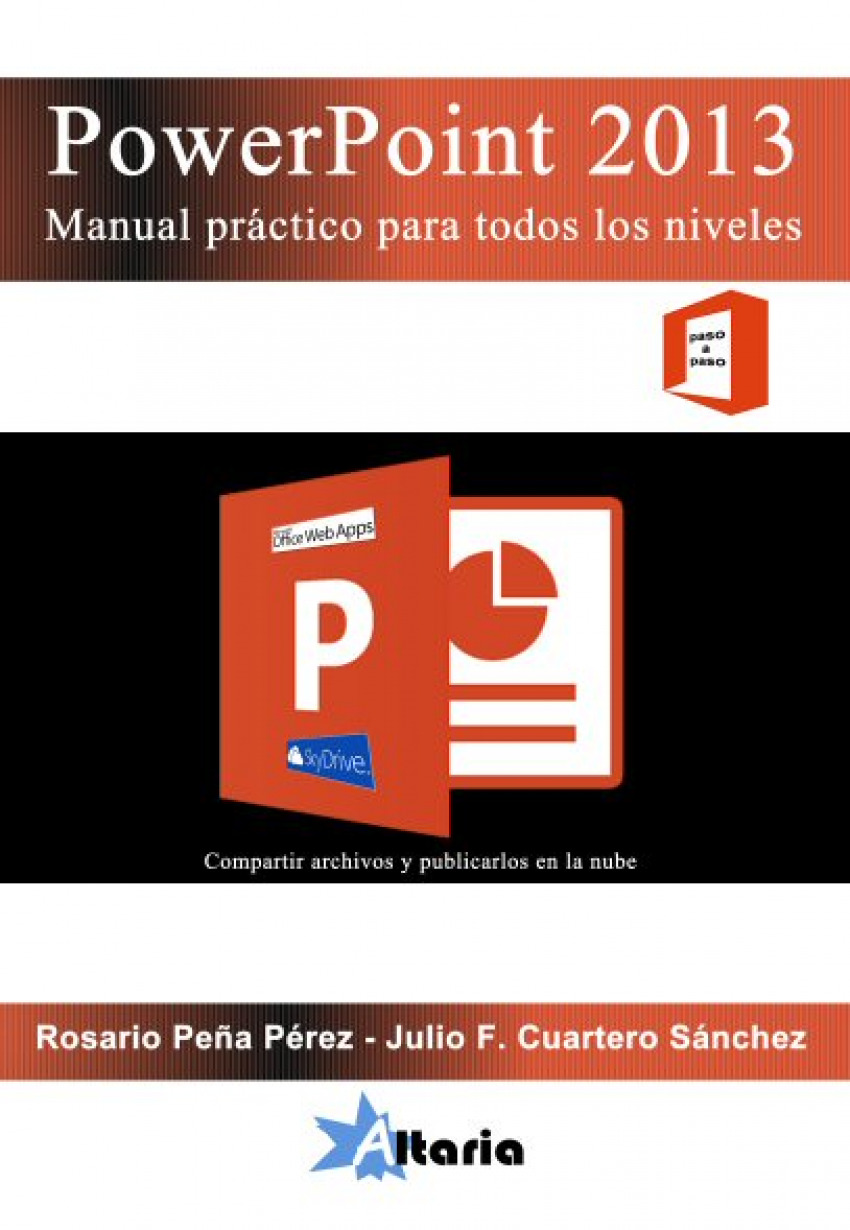 Powerpoint 2013 9788494106873