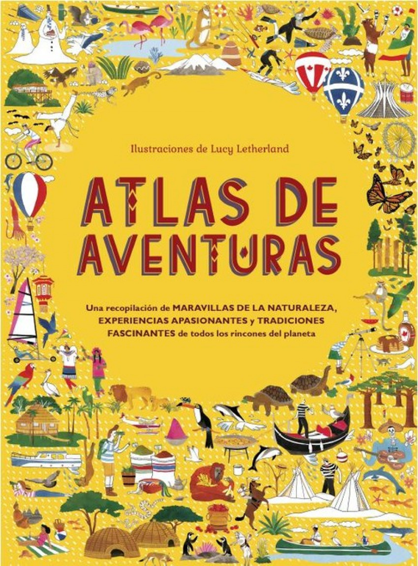 Atlas de aventuras 9788494157899