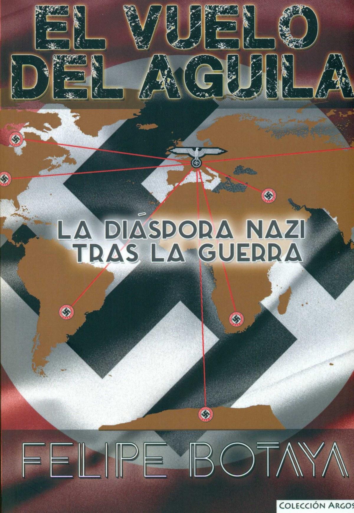 EL VUELO DEL -GUILA 9788494192470