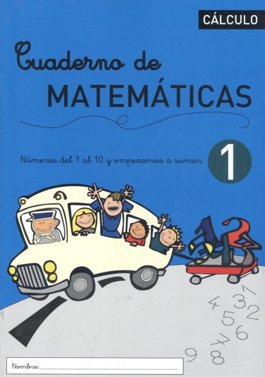 CUADERNO DE MATEMÁTICAS 1