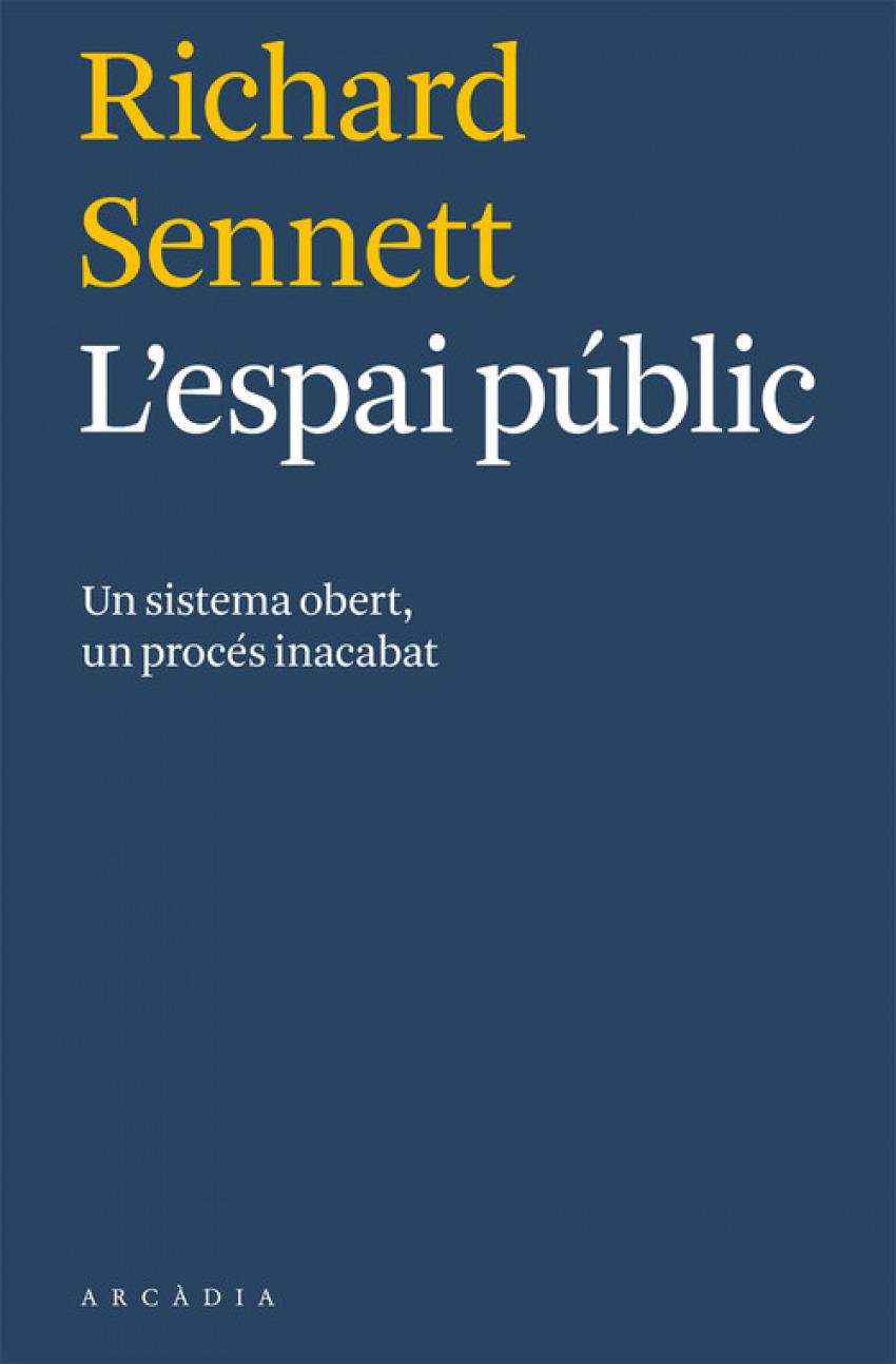 L´espai públic