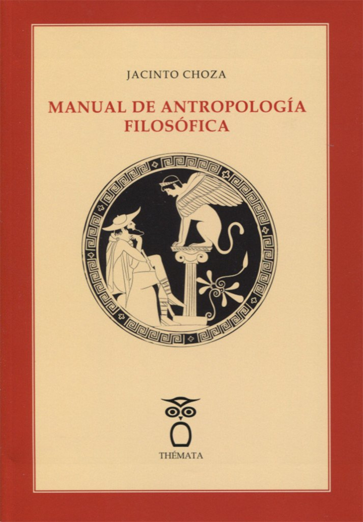 Manual de antropologia filosofica