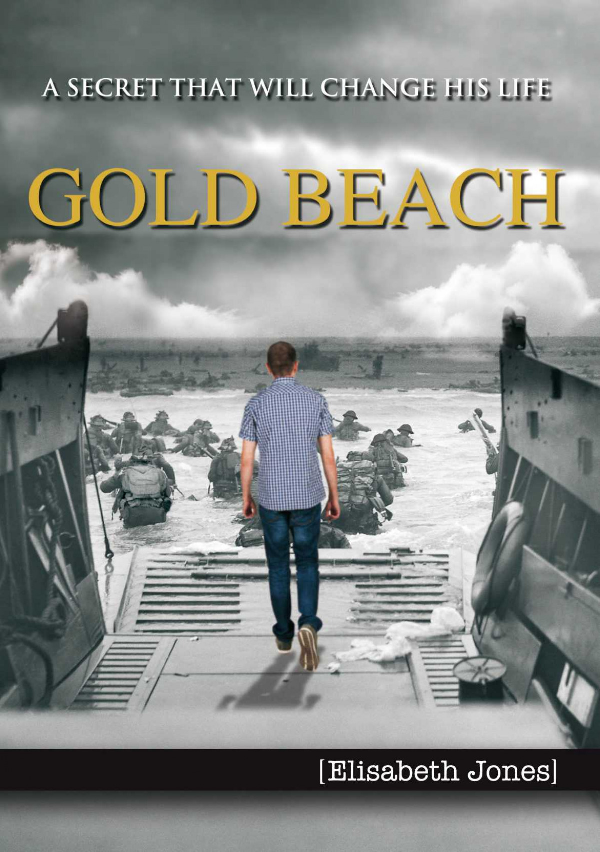 Gold Beach. A secret that will change his life