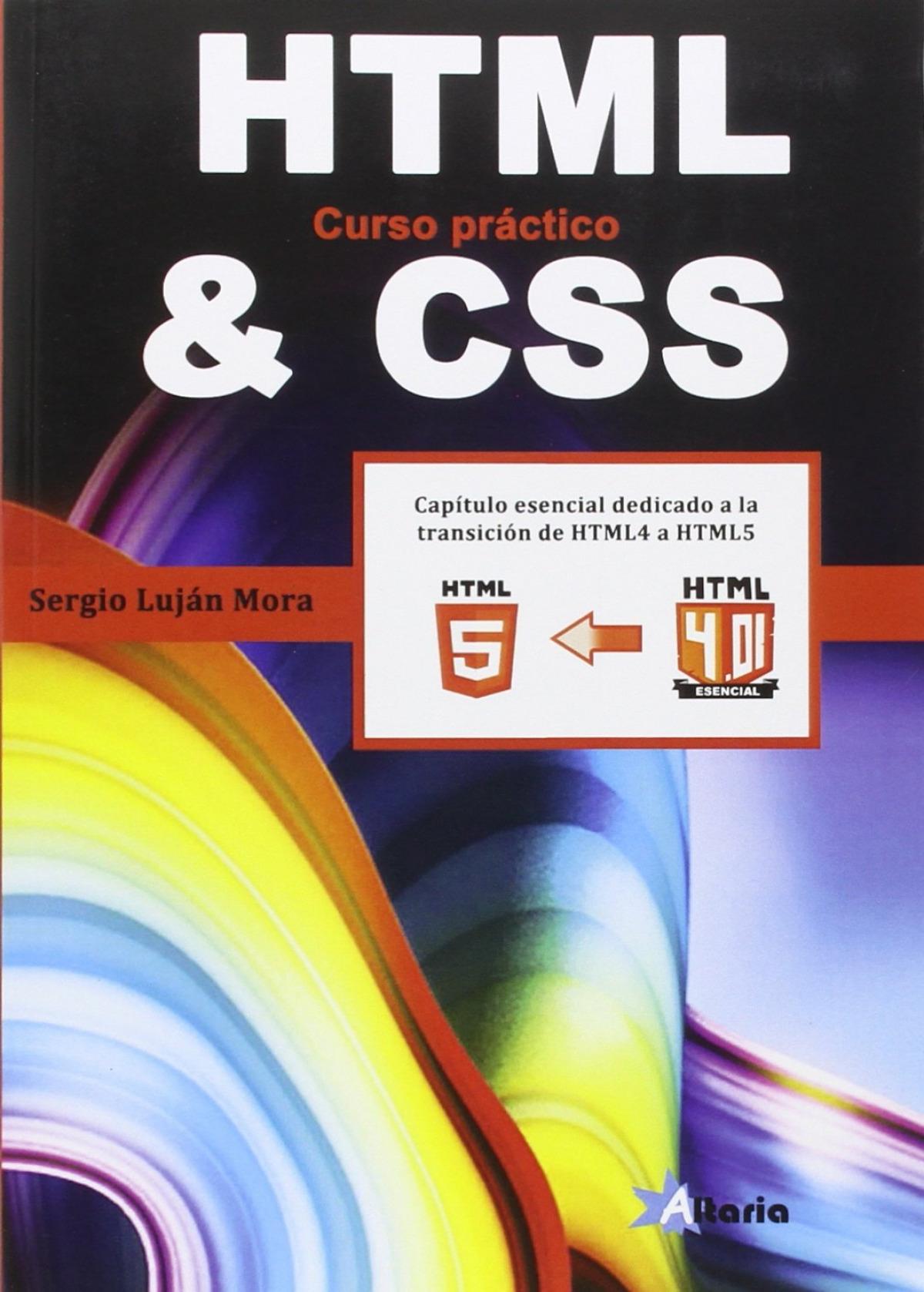 HTML & CSS CURSO PRáCTICO 9788494404948