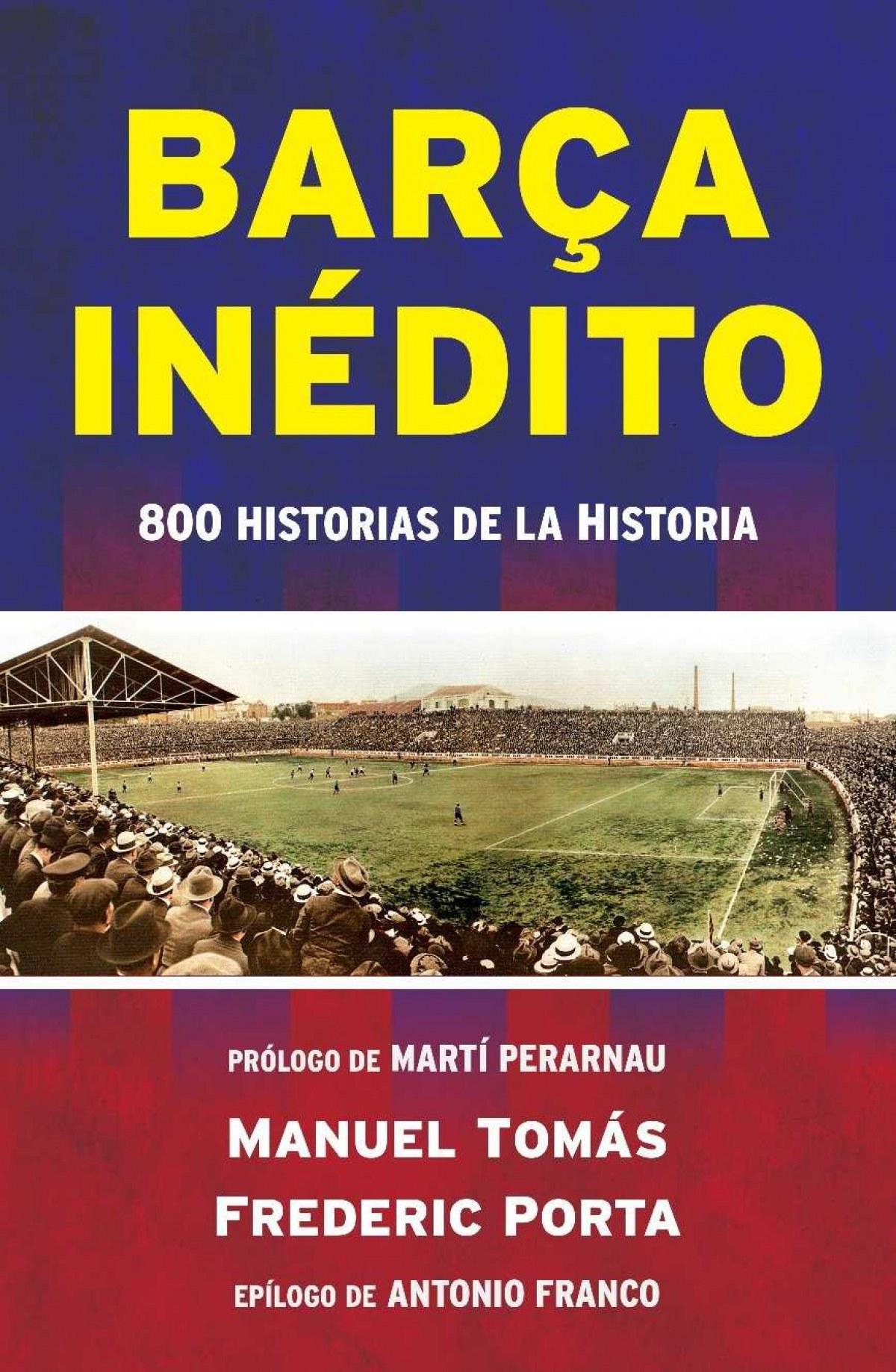 Barça inédito 9788494418334