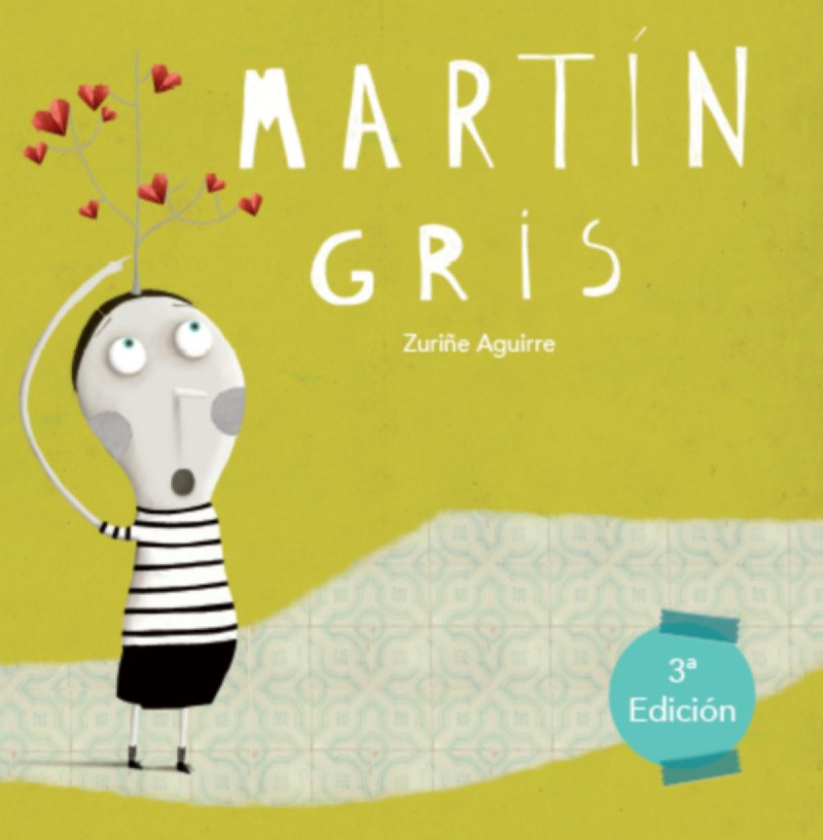 MARTIN GRIS 9788494441226