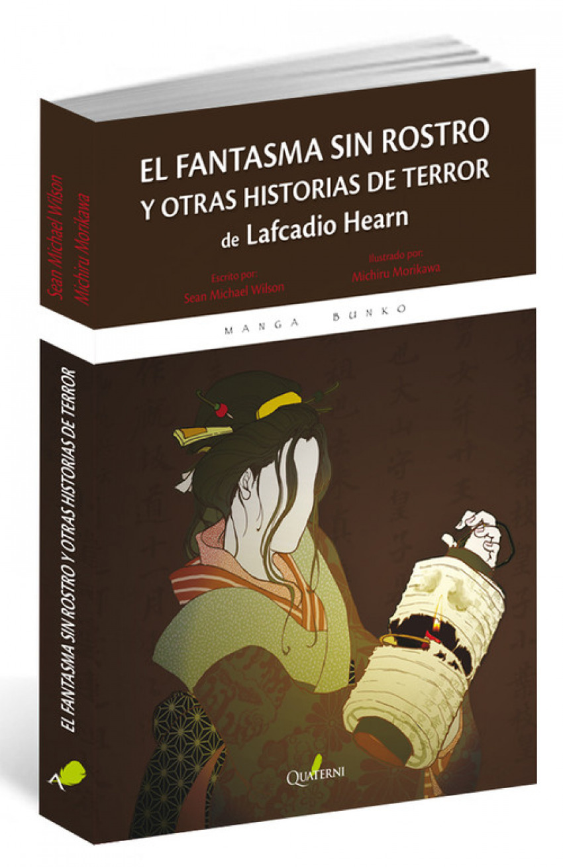 EL FANTASMA SIN ROSTRO Y OTROS HISTORIAS DE TERROR