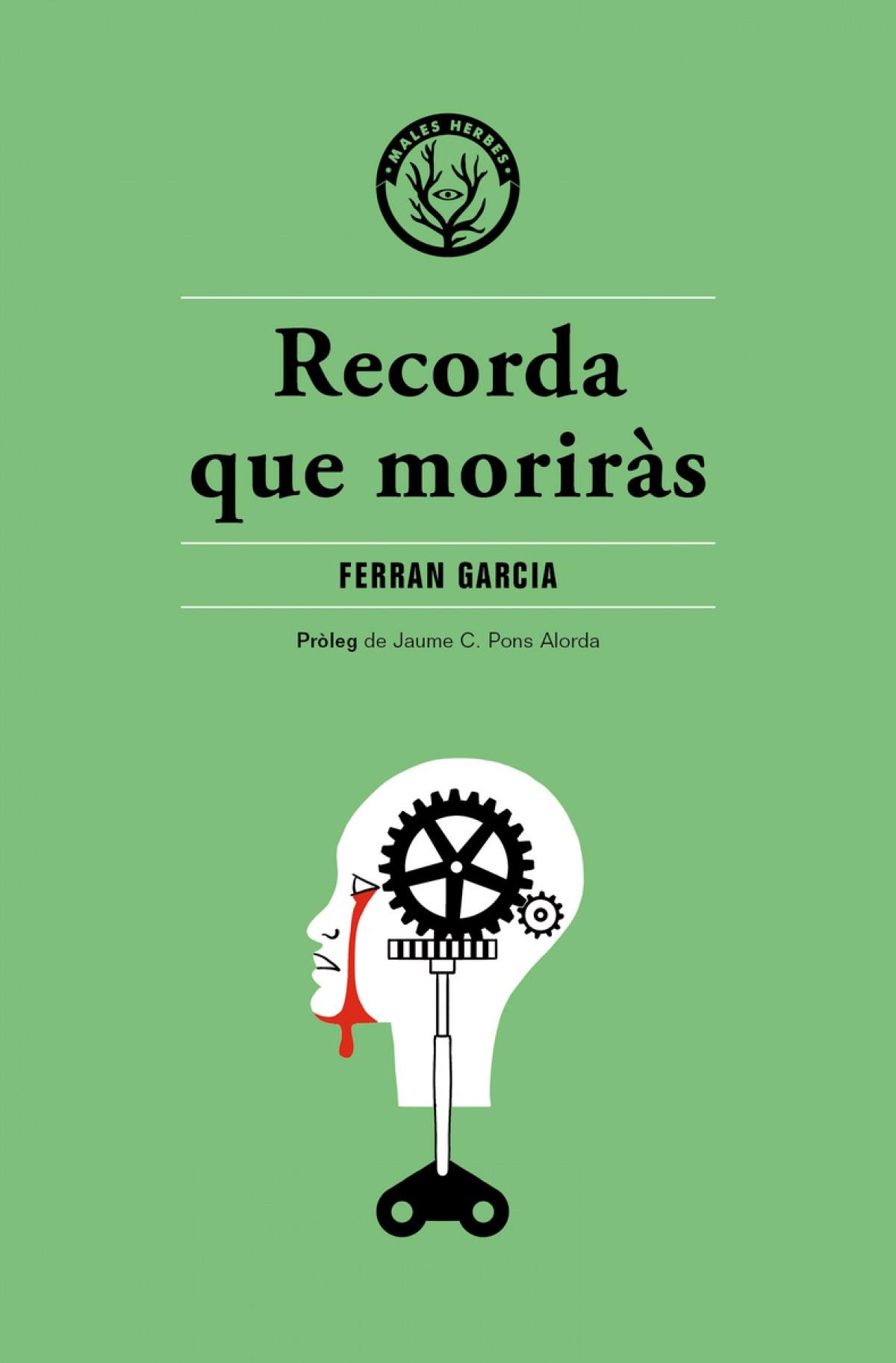 RECORDA QUE MORIRÁS