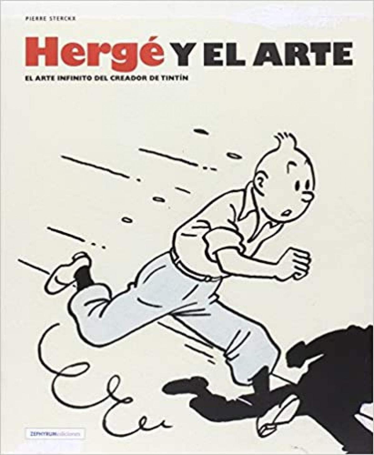 HERGé Y EL ARTE